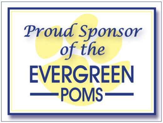 Evergreen Poms